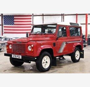 1989 Land Rover Defender for sale 101108517