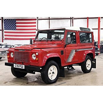 1989 Land Rover Defender for sale 101108517