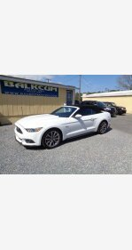 2015 Ford Mustang GT Convertible for sale 101108710