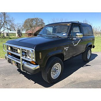 1988 Ford Bronco II 4WD for sale 101108714