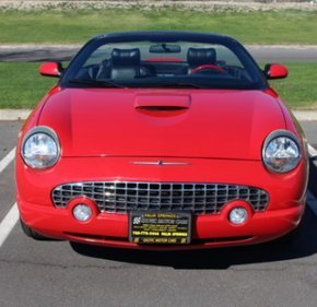 2004 Ford Thunderbird for sale 101109197