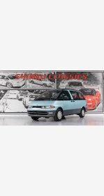 1992 Toyota Previa Deluxe for sale 101109476
