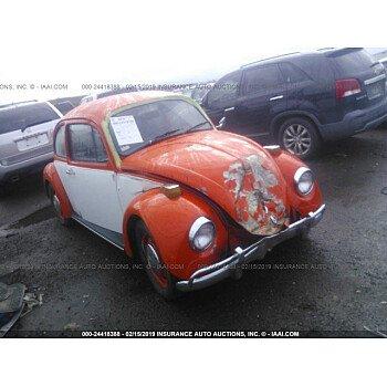 1973 Volkswagen Beetle for sale 101109579