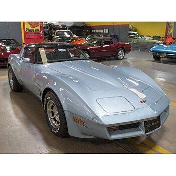 1982 Chevrolet Corvette Coupe for sale 101109906