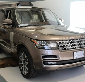 2015 Land Rover Range Rover Autobiography for sale 101110285