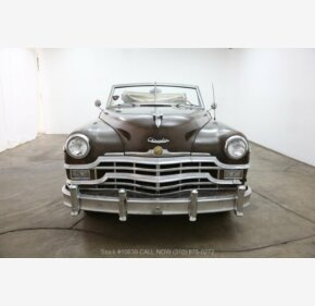 1949 Chrysler Town & Country for sale 101110329