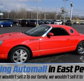 2003 Ford Thunderbird for sale 101110338