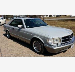 1987 Mercedes-Benz 560SEC for sale 101110656