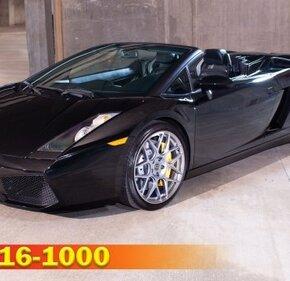 2008 Lamborghini Gallardo Spyder for sale 101110944