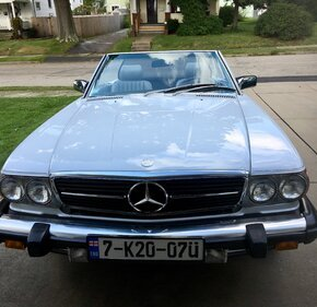 1988 Mercedes-Benz 560SL for sale 101111029