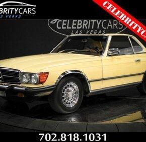 1979 Mercedes-Benz 450SL for sale 101111545