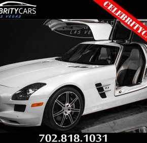 2011 Mercedes-Benz SLS AMG Coupe for sale 101111550