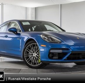 2018 Porsche Panamera Turbo S E-Hybrid for sale 101111614