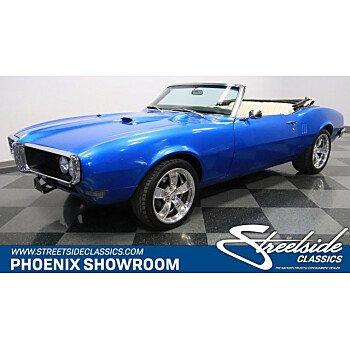 1968 Pontiac Firebird for sale 101111665