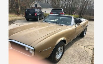 1967 Pontiac Firebird Convertible for sale 101111948