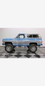 1988 Chevrolet Blazer 4WD for sale 101112268