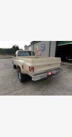 1986 Chevrolet C/K Truck 4x4 Regular Cab 2500 for sale 101112312