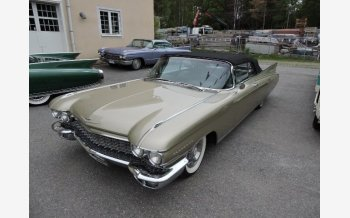 1960 Cadillac Eldorado for sale 101112314