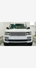 2014 Land Rover Range Rover Long Wheelbase Supercharged for sale 101112344