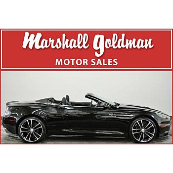 2011 Aston Martin DBS Volante for sale 101112350