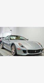 2007 Ferrari 599 GTB Fiorano for sale 101112388