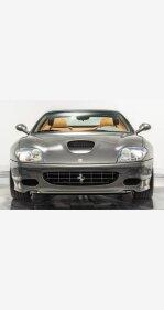 2005 Ferrari 575M Maranello Superamerica for sale 101112391