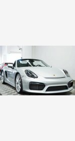 2016 Porsche Boxster Spyder for sale 101112410