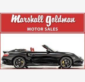 2004 Porsche 911 Turbo Cabriolet for sale 101112432