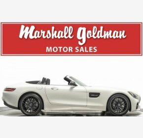 2018 Mercedes-Benz AMG GT Roadster for sale 101112440