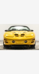 2002 Pontiac Firebird Trans Am Convertible for sale 101112445