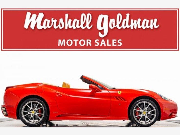 2012 Ferrari California For Sale Near Cleveland Ohio 44128