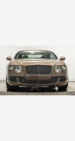 2015 Bentley Continental GT Speed Coupe for sale 101112464