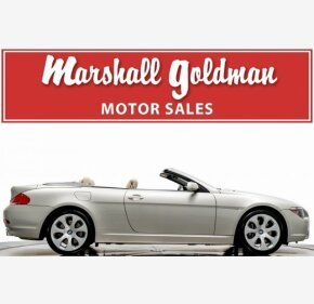 2007 BMW 650i Convertible for sale 101112487