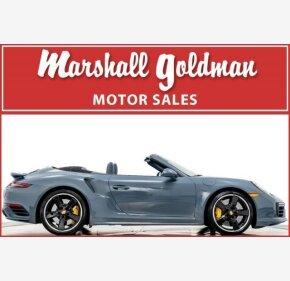 2017 Porsche 911 Cabriolet for sale 101112522