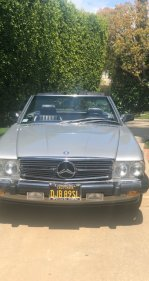1989 Mercedes-Benz 560SL for sale 101113159