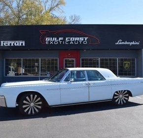 1963 Lincoln Continental for sale 101113485