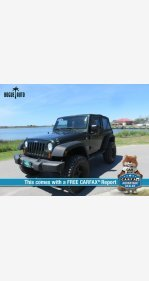 2011 Jeep Wrangler 4WD Sport for sale 101113561