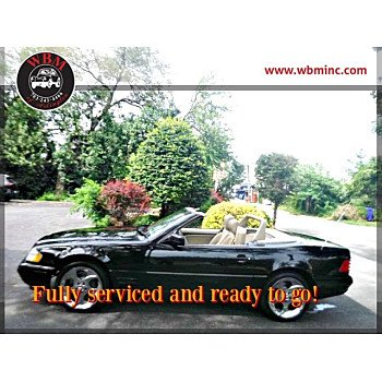 1998 Mercedes-Benz SL500 for sale 101113595
