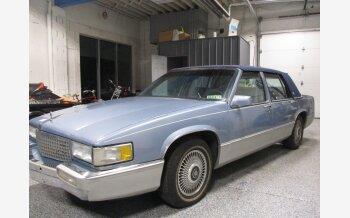 1990 Cadillac De Ville Sedan for sale 101113632