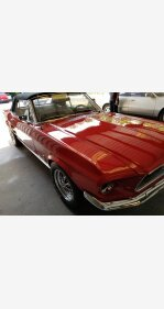 1967 Ford Mustang Convertible for sale 101113708