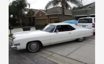 1973 Cadillac Eldorado Convertible for sale 101113717
