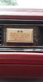 1973 Cadillac Eldorado Convertible for sale 101113717