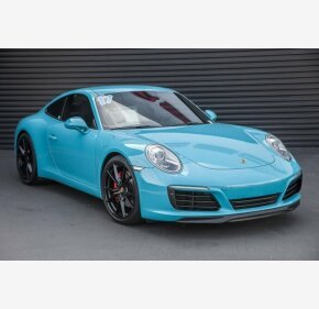 2017 Porsche 911 Coupe for sale 101113805