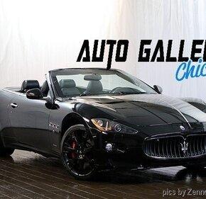 2011 Maserati GranTurismo Convertible for sale 101113888
