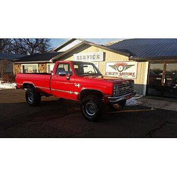 1985 Chevrolet C/K Truck 4x4 Regular Cab 1500 for sale 101113980