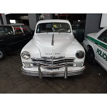 1949 Plymouth Other Plymouth Models for sale 101114227