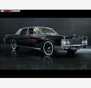 1969 Lincoln Continental for sale 101114466