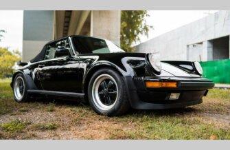 1989 Porsche 911 Turbo Cabriolet for sale 101114534