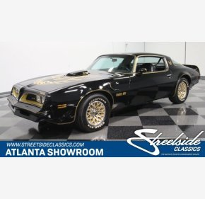 1978 Pontiac Firebird for sale 101114611