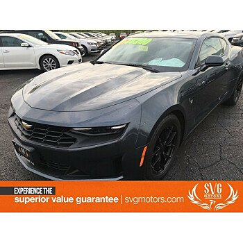 2019 Chevrolet Camaro LT Coupe for sale 101115731